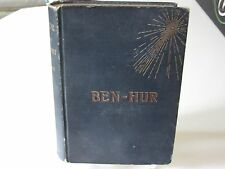 Ben Hur A Tale of the Christ~Lew Wallace~1880 Edition  NEW PRICE!!
