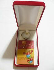 2004 Olympic PARALYMPIC Games Athens Greece ORIGINAL Mascot PROTEAS Keychain