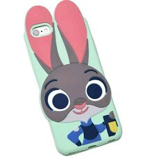 "FUNDA CARCASA PARA IPHONE 6 / 6S 4,7"" 3D ZOOTOPIA case"