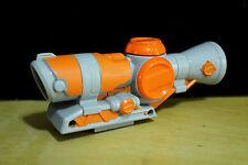 RARE Super Soaker Orange Nerf Scope Rifle Scope Gun Scope N Strike. Free Ship!