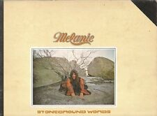 LP 3148  MELANIE  STONEGROUND WORDS