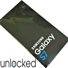 Samsung Galaxy S7 SM-G930U (Factory Unlocked) 32GB Black Onyx AT&T Verizon *NEW*
