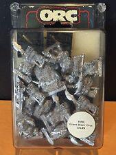 Citadel Miniatures Games Workshop Warhammer Fantasy RR8 12 Giant Black Orcs set