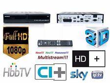 Openbox SX6HDFullHD Vorprogrammiert HbbTV Multistream( SKY-De,HD+,DE-Rus FTA)