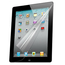TRIXES Front Screen Protector for Apple iPad 2 and 3