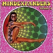 Mindexpanders Vol 3 CD NEW SEALED Psych Zoo/Rimington/Yan Tregger/Delfini+