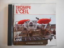 TROMPE L'OEIL (IVAN GRUSELLE ET LA PHILARMONIE DU BON VIDE)   CD ALBUM PORT 0€