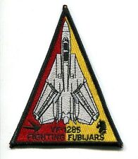 VF-1285 FIGHTING FUBIJARS F-14 TOMCAT VF-302 VF-301 US Navy Squadron Patch