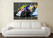 Large Valentino Rossi Superbike Motorbike Racing Wall Poster Art Picture Print