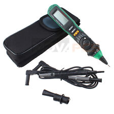 Mastech MS8211D Pen-type Digital Multimeter Manual Auto Range Logic Level Test