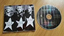 MADONNA GIVE ME ALL YOUR LUVIN UK/EU CD SINGLE FEAT NICKI MINAJ & M.I.A