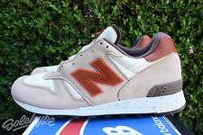 NEW BALANCE 1300 SZ 11 WHITE SAND RED NATIONAL PARKS MADE IN USA M1300GB