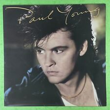 Paul Young - The Secret Of Association - CBS 26234 Ex Condition Vinyl LP