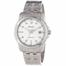 Bulova Men's 96D118 Precisionist Stainless Steel Watch