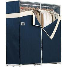 Portable Closet  Garment Storage Wardrobe Organizer Clothes Rack Heavy Duty NEW