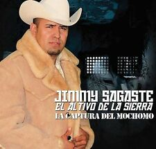 El Altivo de La Sierra: La Captura del Mochomo by Jimmy Sagaste (CD, May-2008, M