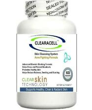 Clearacell Acne Pills Clear Complexion Skin Blemishes Scars  No1 Spots Treatment