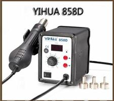 HOT YIHUA 858D 110V/220V 700w Hot Air SMD Rework Station Heat Gun Welding Repair