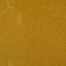 """Sparkle Glitter Vinyl Upholstery Fabric - Sold By The Yard - 54""""- Gold"""