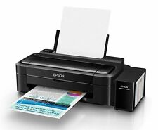 DHL Ship - New Epson L310 Color Ink Tank System Printer Single Function