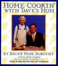 Home Cookin' with Dave's Mom, David Letterman, Dorothy Letterman