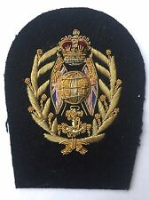Royal Marines Colour Sergeants Rank Badge