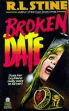 Broken Date (Fear Street Series #8) by R. L. Stine, Good Book