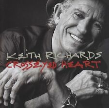 KEITH RICHARDS - CROSSEYED HEART CD ( THE ROLLING STONES ) *NEW*