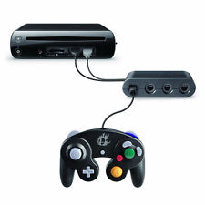 Gamecube Controller Adapter Converter for wii u Super Smash Bros new USA SELLER