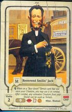 GUARDIANS CCG REVEREND SMILIN' JACK VO RARE
