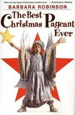 The Best Christmas Pageant Ever by Barbara Robinson (1972, Hardcover,...