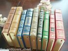 FRANKLIN LIBRARY COLLECTION OF 9 SIGNED FIRST EDITION BOOKS. All books look new