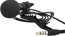 CLIP ON IPHONE/SMARTPHONE MICROPHONE FOR CLEAR AND QUALITY VOICE VIDEO RECORDING