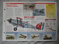 Aircraft of the World - Westland Wapiti