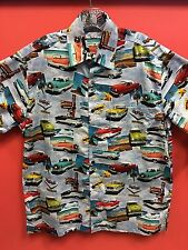 NASH METROPOLITAN Hawaiian (Aloha) Shirt - Men's