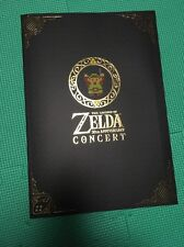 the legend of ZELDA 30th Anniversary CONCERT limited  book