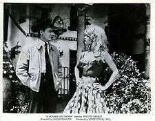 BRIGITTE BARDOT LA FEMME ET LE  PANTIN 1959 VINTAGE PHOTO ORIGINAL #2