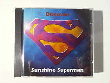 "DONOVAN ""SUNSHINE SUPERMAN"" EXCLUSIVE & RARE SPANISH CD FROM ""ROCK"" COLLECTION"