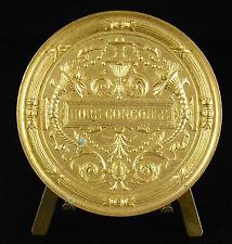 Médaille Uniface d' Exposition internationale Hors concours vers 1880 medal