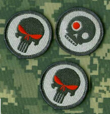 "KANDAHAR WHACKER SEAL SAS JTF2 KSK SP OPS ODA 2"" TAB: Termintor (1) Punisher (2)"