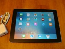 Apple iPad 2 16GB, Wi-Fi, 9.7in - Black (MC769LL/A) 6 MONTHS WARRANTY