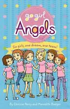 Angels (Go Girl)-ExLibrary