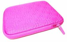Bare Minerals Textured Tech Case Padded Hot Pink Smartbook, Tablet Case NEW