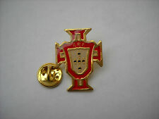 a3 PORTOGALLO federation nazionale spilla football calcio‎ soccer pins portugal