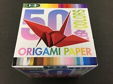 New Toyo Thousand Paper Cranes Origami 7cm 50 Colors 1000 Sheets 001024 JAPAN