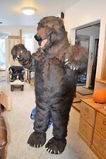 Authenic Bear Costume