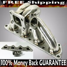 T3 SS Manifold for Mitsubishi EVO 8/Eclipse /DSM 1G 2G 4G63 Engine ONLY