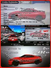 Wangan Maximum Tune 3DX+ ~ R35 SpecV ~ C1 ~ w/Namco Racing Meter ~ *fixed name*