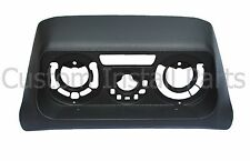 Mitsubishi Lancer 2002-2007 Aftermarket Install Double Din Dash Trim A / C Kit