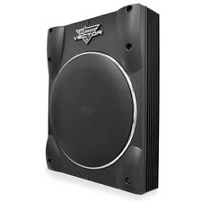 New Lanzar VCTBS8 Vector 8'' Ultra Slim 600 Watt High Power Amplified Subwoofer